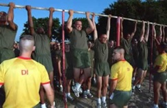 Gay boot camp+fitness