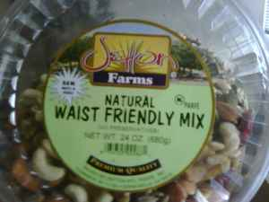 """Waist"" friendly, you can't make this stuff up"